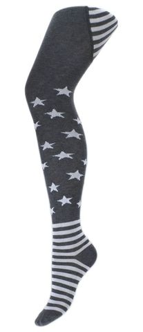 Колготки Звезды-полоски Para socks
