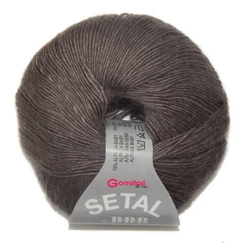 Купить Пряжа BBB Setal Код цвета 0017 | Интернет-магазин пряжи «Пряха»