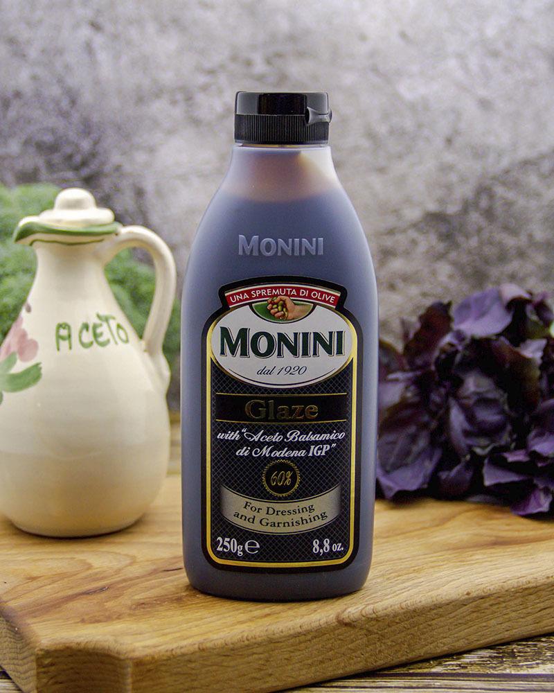 Бальзамический соус Monini (глазурь) 250 мл.