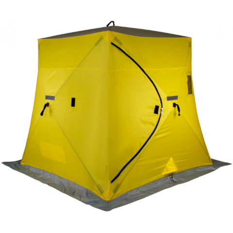 Зимняя палатка куб Premier Призма
