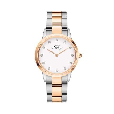 Купить Женские часы Daniel Wellington Iconic Link Lumine 32 мм DW00100358 по доступной цене