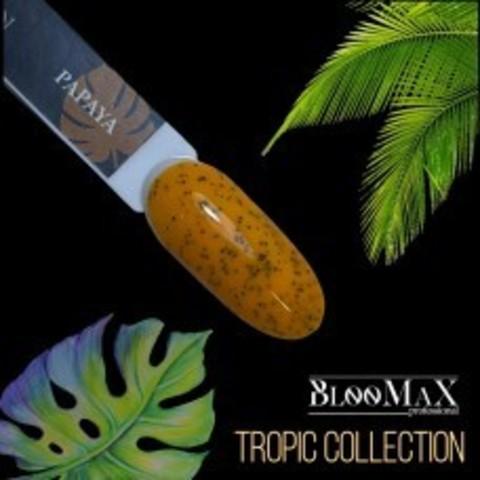Гель лак Tropic collection Papaya, 12 мл
