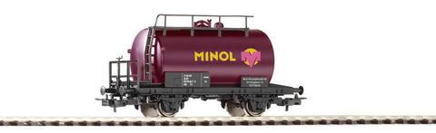 Цистерна Minol, хобби