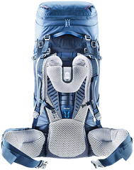 Рюкзак Deuter Aircontact 55+10 midnight-navy (2019г.) - 2
