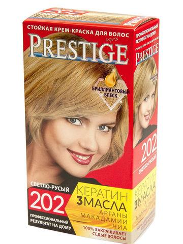 Краска для волос Prestige 202 - Светло-русый