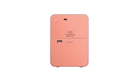Принтер для ногтей O2Nails H1 Pro Rose (розовый)