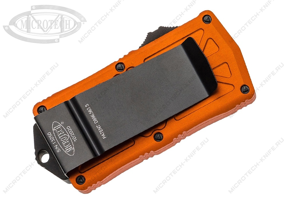 Нож Microtech Exocet 158-1OR - фотография