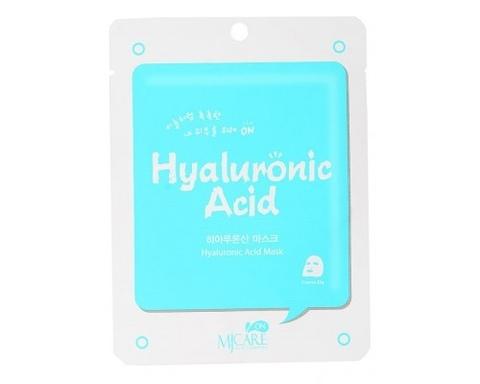 Маска тканевая с гиалуроновой кислотой MJ Care On Hyaluronic asid Mask Pack