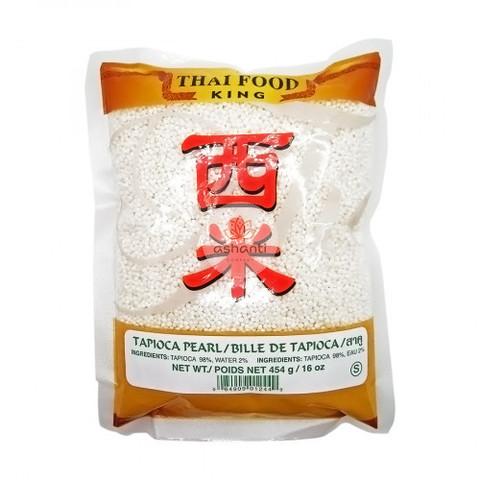 Шарики тапиоки мелкие Thai Food King, 454 г