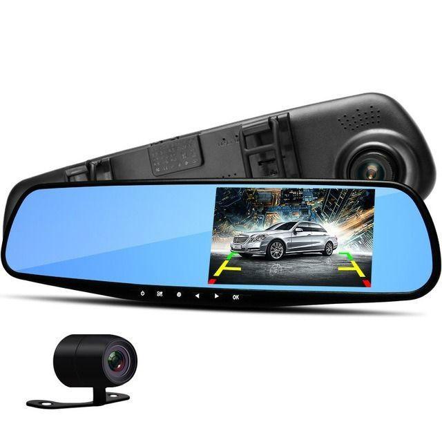 Хит продаж Зеркало-видеорегистратор с камерой заднего вида Vehicle Blackbox DVR Full HD c21f57b764d583af2ef0eef5e56d1684.jpg
