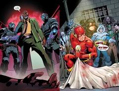 DC: Rebirth. Флэш. Книга 5. Негатив