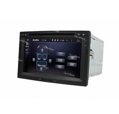 Магнитола на Peugeot /Citroen 188х120 Android 10 IPS DSP модель KD 7081