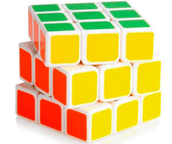 Кубик feiwu 3x3 Shaolin Popey