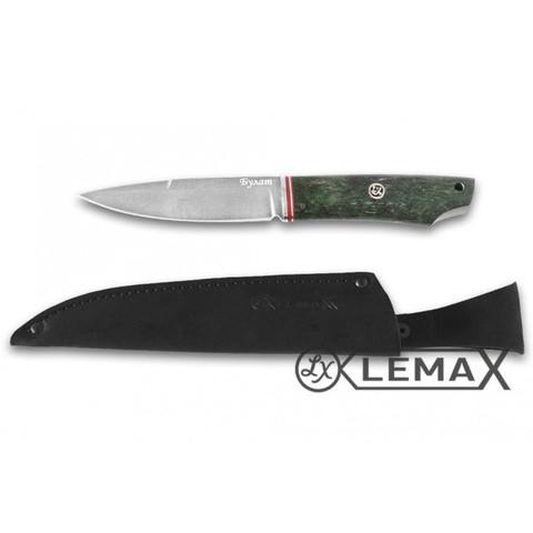 Нож Игла туристический из стали булат