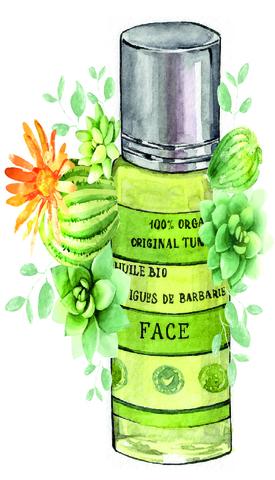 BIOIL Roll - On Масло косточек плодов кактуса
