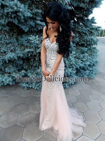 Екатерина в платье Jovani 6837