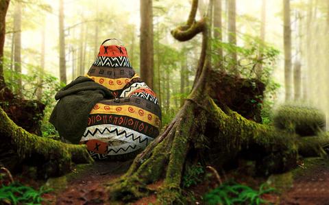 Кресло-мешок Африка