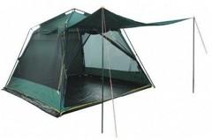 Шатер Tramp Bungalow Lux Green (V2), зеленый - 2