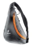Картинка рюкзак однолямочный Deuter Tommy S Black-Orange -