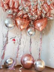 оформить дом воздушными шарами Москва