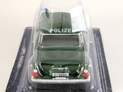 Opel Kapitan 1960 Polizei Germany 1:43 DeAgostini World's Police Car #6