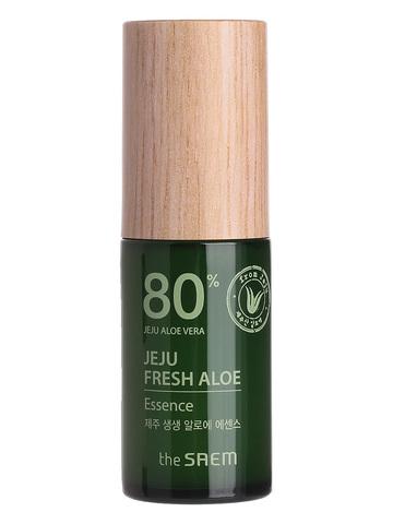 СМ Aloe Эссенция для лица увлажняющая с алоэ Jeju Fresh Aloe Essence_I 35мл