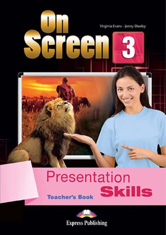 On Screen 3. Presentation Skills Teacher's Book