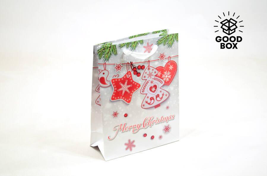 Подарочный крафт пакет купить в Алматы