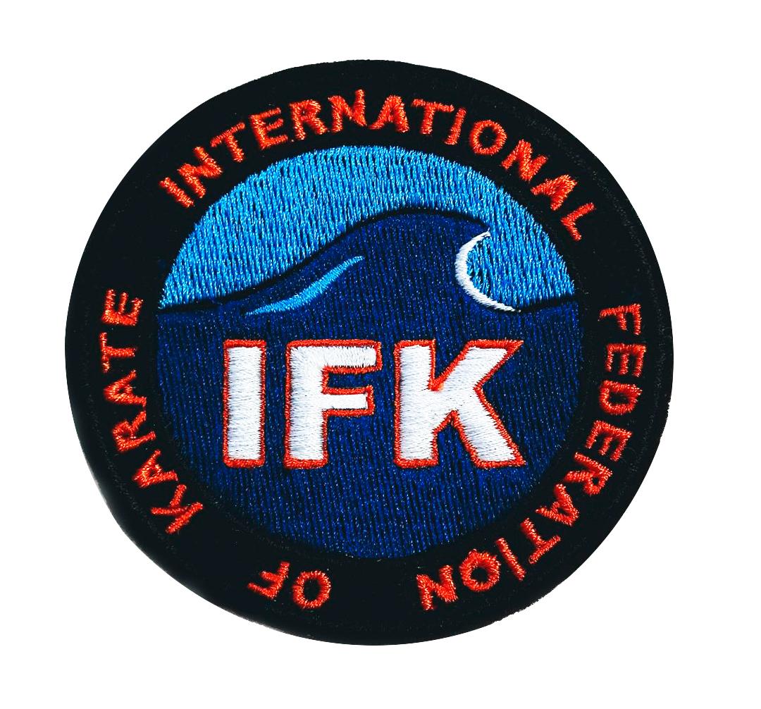 Аксессуары (брелки, шевроны, нашивки) Шеврон IFK Шеврон-IFK.jpg