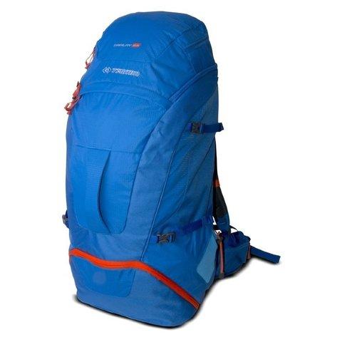 Туристический  Рюкзак Trimm Triglav, 65 л (синий, черный)