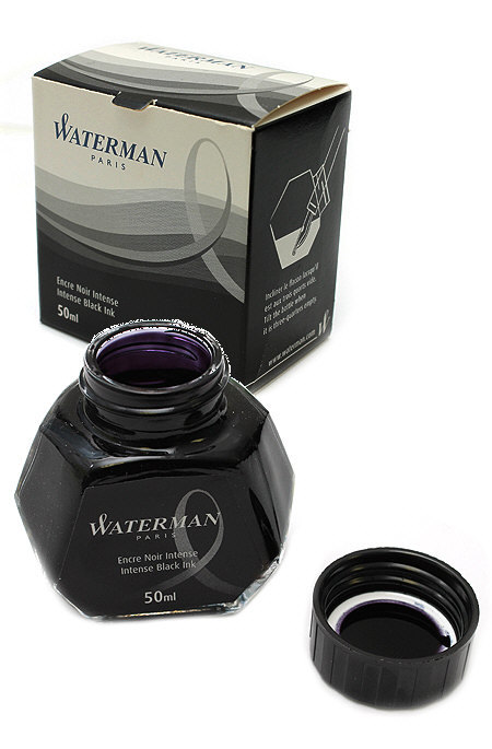 Waterman Intense Black (S0110710)