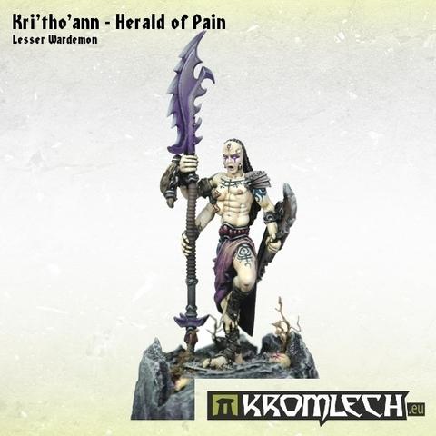 Kri'tho'ann – Herald of Pain (1)