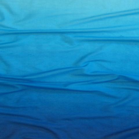Шелковый платок батик Синева С-86