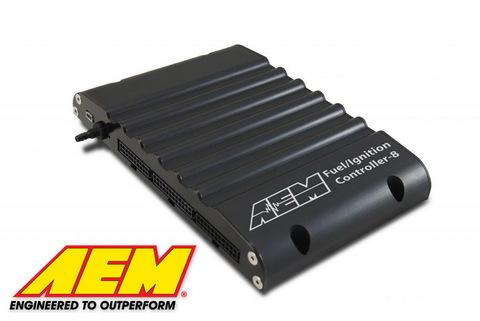 AEM f/ic-8 Fuel Ignition Controller Контроллер обманка мозга, цвет черный
