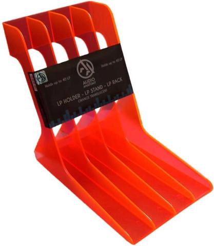 Держатель Для Виниловых Пластинок (Audio Anatomy LP Holder)(Orange)