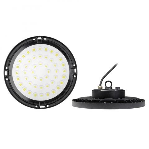 ULY-U34C-150W/6500K IP65 BLACK Светильник светодиодный промышленный. Дневной свет (6500K). Угол 120 градусов. TM Uniel.