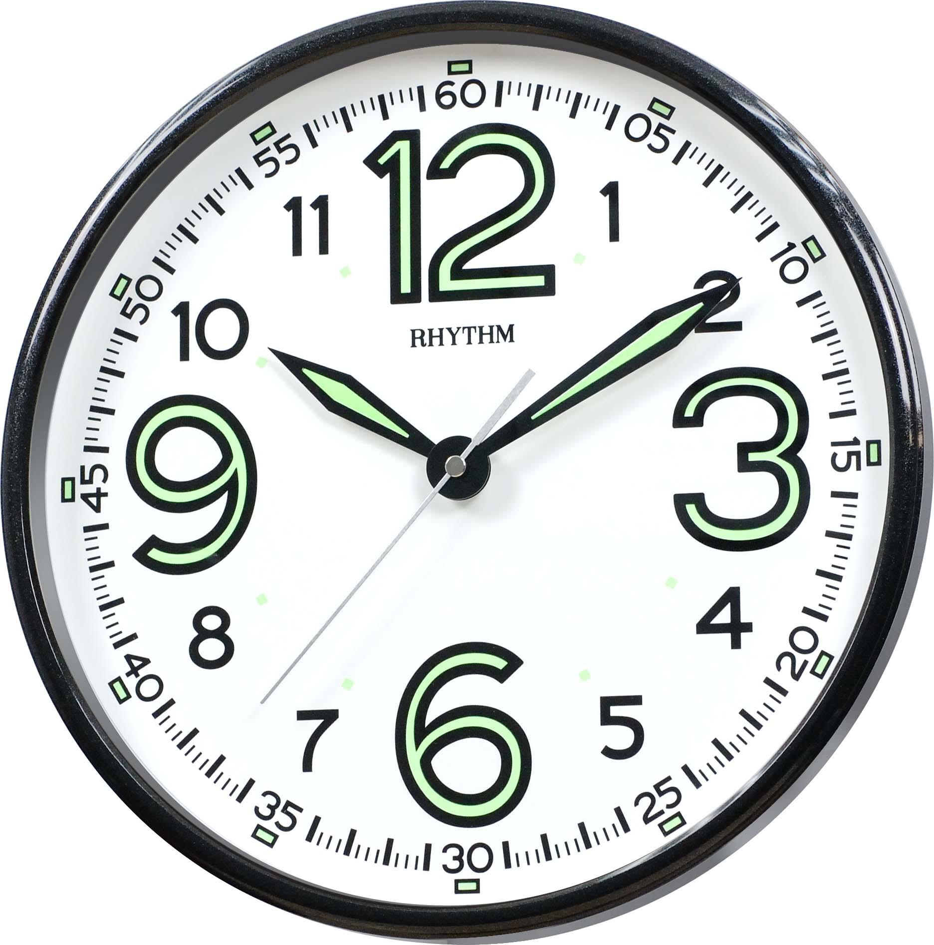 Настенные часы Rhythm CMG499BR71