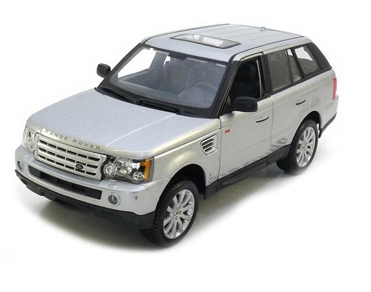 Коллекционная модель Range Rover Sport 2006