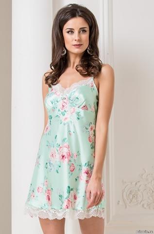 Короткая сорочка Mia-Amore 3020 ROSALINDA (70% шелк)