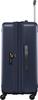 Чемодан Victorinox Etherius 17.1, с возможностью расширения на 4 см, синий, 47x31x75 см, 78 л