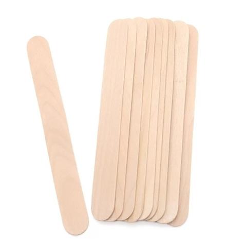Шпатель деревянный (10 шт.)