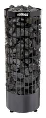 HARVIA Электрическая печь CILINDRO PC90E BLACK STEEL без пульта
