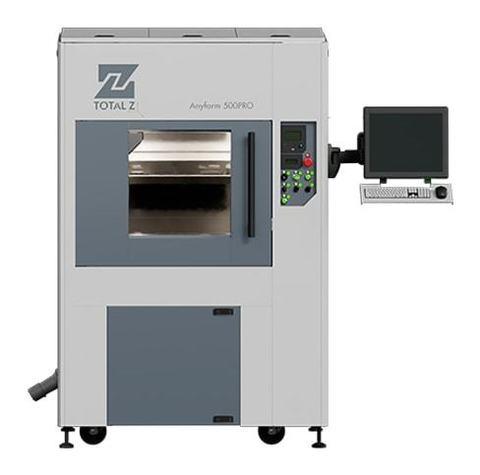 3D-принтер Total-Z Anyform 500-PRO