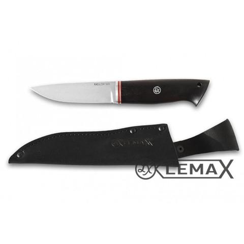 Нож Засапожный, NIOLOX WA, чёрный граб