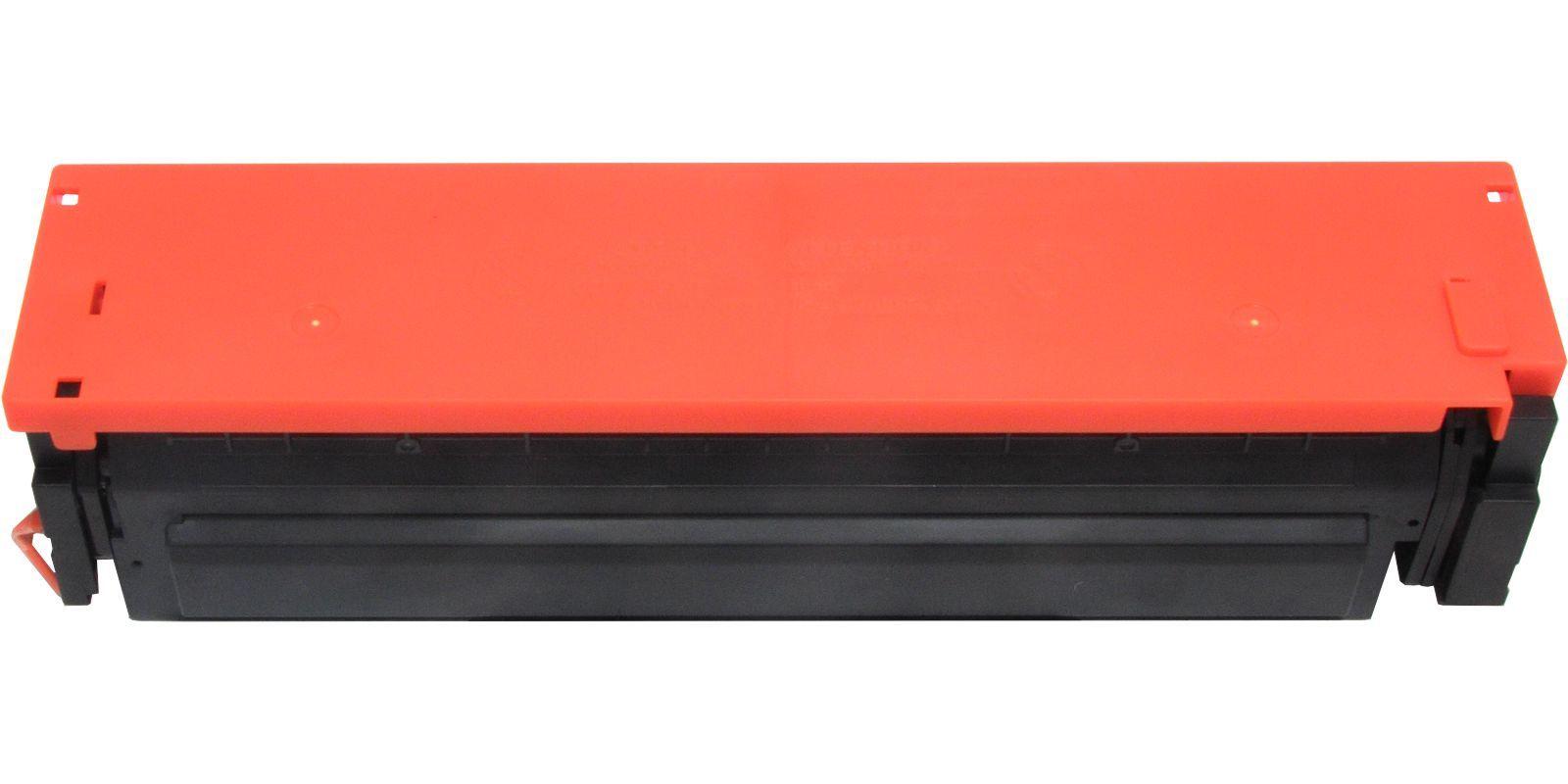 Картридж лазерный цветной MAK© 201A CF402A желтый (yellow), до 1400 стр.