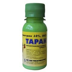 Таран (50 мл) от клопов, блох, клещей