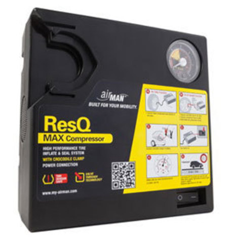 Автомобильный компрессор AIRMAN ResQ MAX Tire Inflator