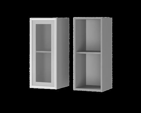 Шкаф настенный 1-дверный со стеклом (300*720*310) 3В2