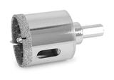 Алмазная коронка MESSER-DIY по стеклу, керамической плитке, керамограниту и мрамору 20мм