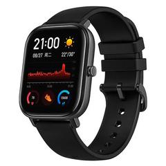 Смарт часы Amazfit GTS Obsidian Black (Черный)